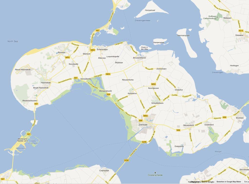 Sitemap Welkom Op Schouwen Duiveland   Review Ebooks